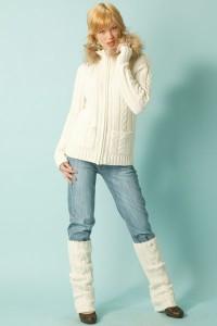гетры со свитером фото