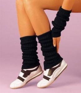 кроссовки с гетрами фото