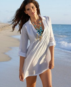 пляжная туника фото