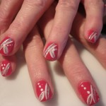 маникюр на короткие ногти фото 3