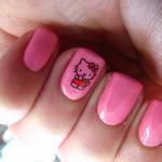 маникюр на короткие ногти фото 4