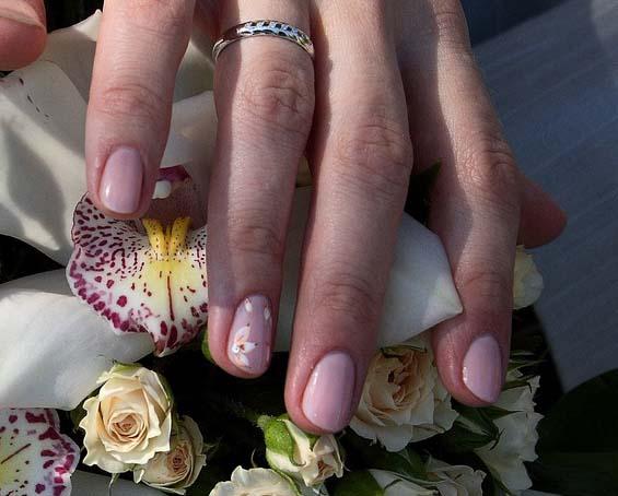 Маникюр в картинках на коротких ногтях - Маникюр.