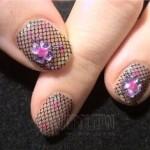 маникюр на короткие ногти фото 8