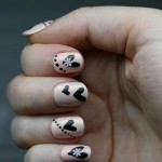маникюр на коротких ногтях фото 12