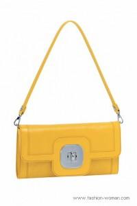 модные желтые сумки 2011 фото
