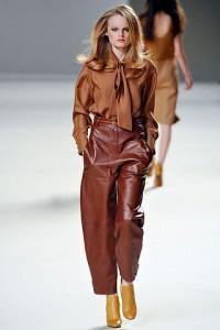 модные коричневые цвета 2011 фото