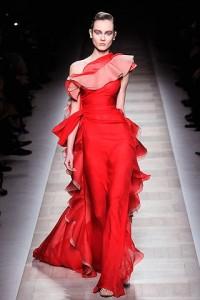 модные красные цвета 2011