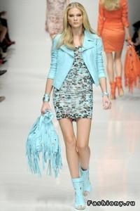 яркие модные куртки весна-лето 2011 фото