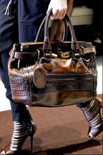 модные сумки плетеные весна-лето 2011 фото