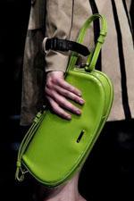 зеленый клатч весна-лето 2011 фото