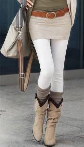 лосины с мини-юбками фото