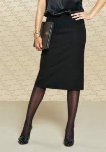 юбка-карандаш с туфлями фото