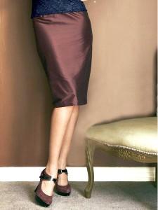 юбка-карандаш и туфли фото