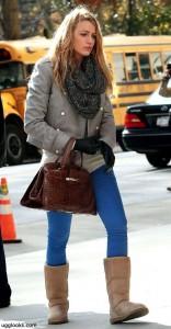 джинсы и угги фото