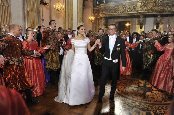 свадьба шведской принцессы