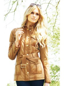 удлиненная кожаная куртка 2011