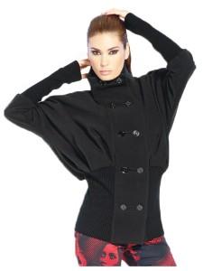 модная куртка свободного покроя apart