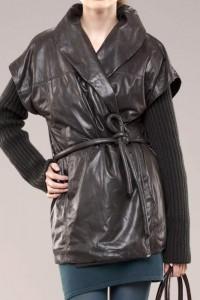 модная куртка свободного покроя осень 2011