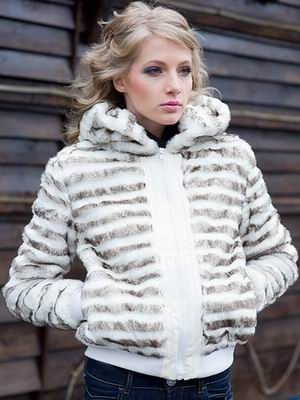 Аляска куртка меховая