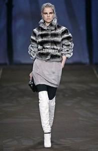 меховая куртка зима 2011