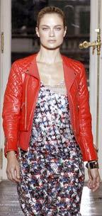красная куртка осень зима 2011 2012