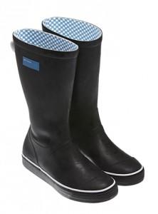 черные резиновые сапоги adidas осень 2011