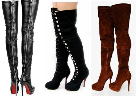 Модные и гламурные туфли на шпильке