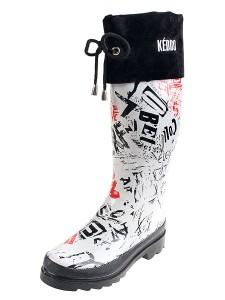 модные резиновые сапоги кеддо 2011 2012