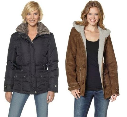 теплые женские зимние куртки 2012