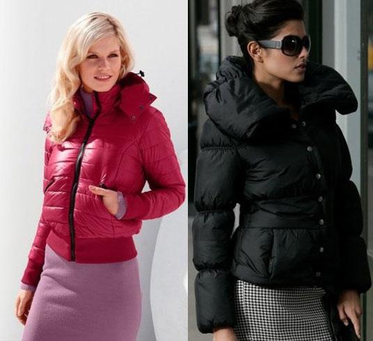 куртки женские зима 2012