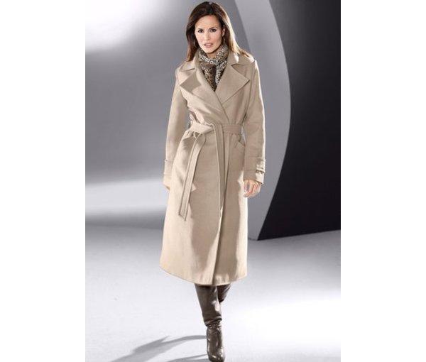 модное шерстяное палто 2012