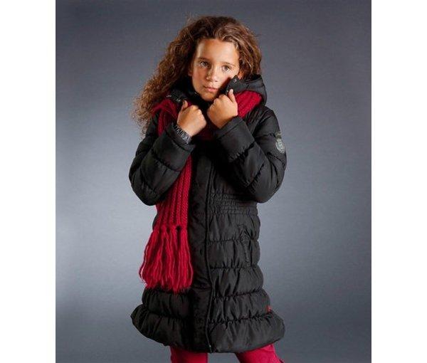 стеганое пальто 2012