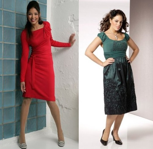 купить платье на новый год 2012