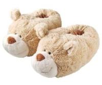 купить прикольные тапочки мишки на новый год 2012 подруге