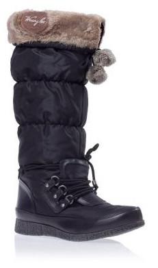 дутики wrangler 2012, черные