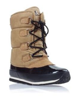 модные сапоги-дутики зима 2012