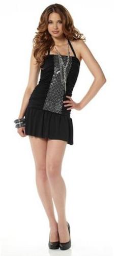 модное коктейльное платье 2011-2012