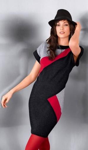 молодежное платье 2011-2012