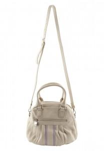 модная бежевая сумка 2011-2012