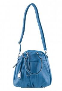 модная синяя сумка 2011-2012
