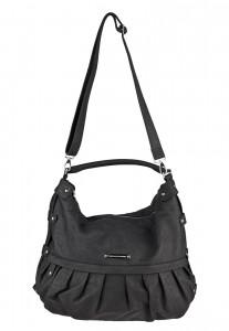 модная черная сумка 2011-2012