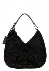 модная бархатная сумка 2011-2012