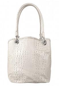 модная белая сумка 2011-2012