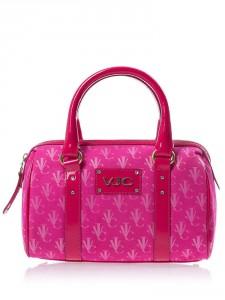 модная розовая сумка 2011-2012 versace