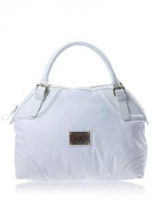 белая сумка 2011-2012 versace jeans couture