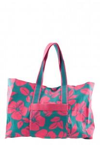 модная сумка с принтами 2011-2012 roxy
