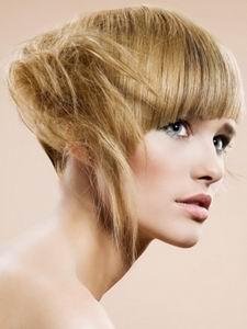 модная стрижка 2012 для коротких волос - боб