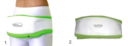 пояс для похудения: Gezatone, Body Sculpture Clever