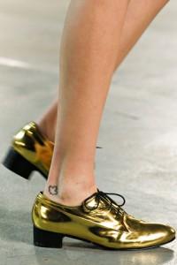 обувь 2012-2013 в мужском стиле от Derek Lam