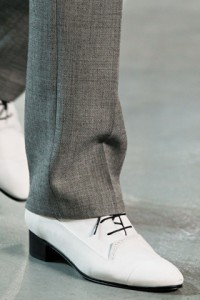 мода на обувь в мужском стиле - тренд осени-зимы 2012-2013